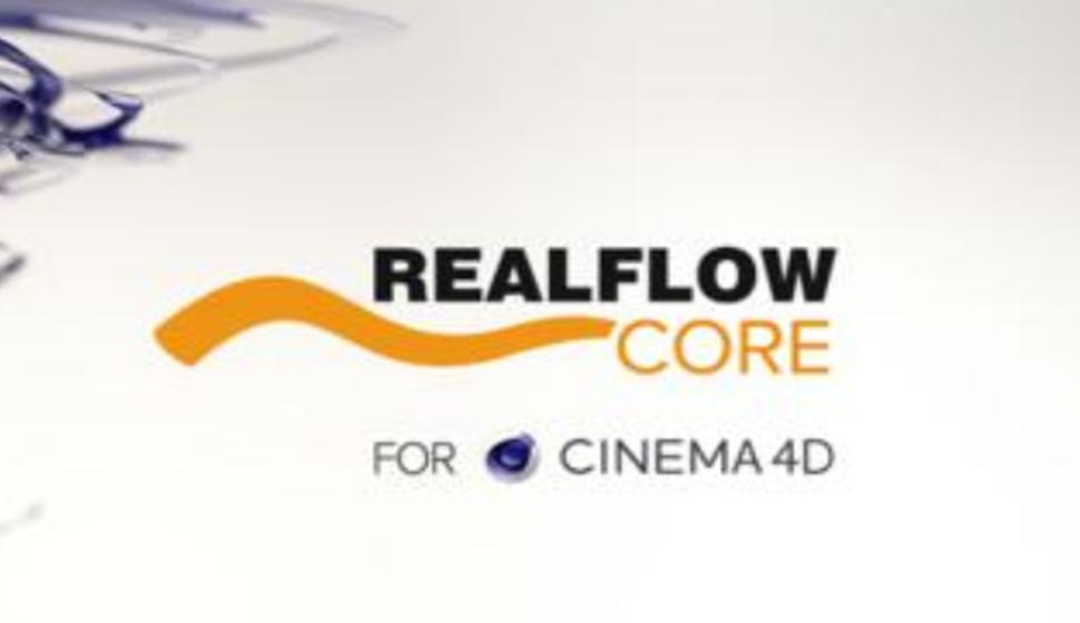 RealFlow42流体动画制作实例课程