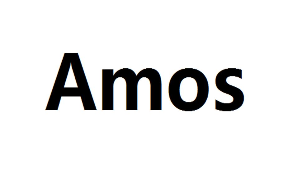 AMOS的操作与应用视频课程